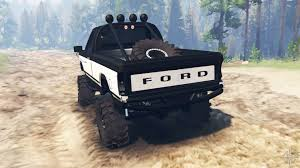 Ford Raptor Zombie Edition - f 150 for spin tires