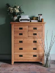 Best Rustic Oak Images On Pinterest Country Living Modern - Oakland bedroom furniture