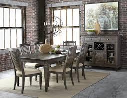 la z boy dining room sets magnussen home sutton place server stoney creek furniture