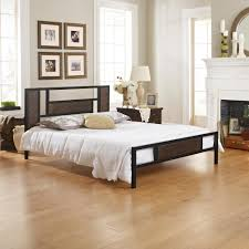 Black Twin Bed South Shore Libra Twin Size Platform Bed In Pure Black 3070235