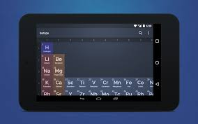modern table of elements isotope periodic table android apps on google play