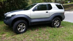 1999 isuzu vehicross u2013 crapwagon outtake
