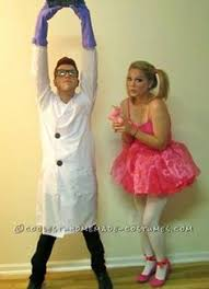 Cute Halloween Costumes Couples 20 Couples Halloween Costumes Won U0027t Roll Eyes