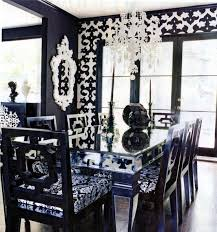 black and white dining room ideas black and white retro dining chairs dining chairs design ideas