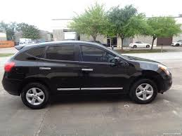 nissan rogue with rims 2013 nissan rogue se for sale in houston tx stock 15072
