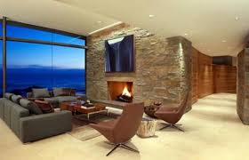 Sunken Living Room Ideas by Modern House Living Room Nakicphotography
