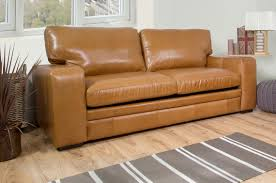 Seater Leather Sofa Henley   Seater Leather Sofa  Seater PU - Henley leather sofa