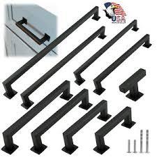 black modern kitchen cabinet pulls details about black modern square cabinet handles bar pulls kitchen hardware stainless steel