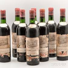 learn about chateau lafite rothschild chateau lafite rothschild 1966 10 bottles sale number 3050b