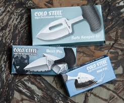 Cold Steel Kitchen Knives Review Review Cold Steel Push Knives Alloutdoor Com