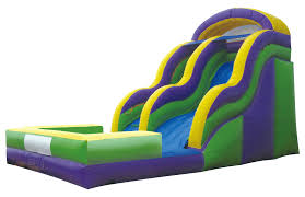 inflatable water slide rentals in simi valley ca