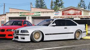 Bmw M3 1992 - replacement of zion yft in gta 5 20 file