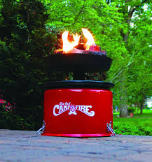 amazon com camco u201cbig red campfire u201d 13 25 inch portable propane