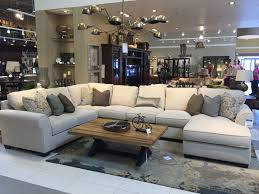 Ashley Furniture West Palm Beach by Family Room Sectional White Sofa White Accessories White Lamps