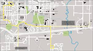 Iowa State Campus Map by Cyride Moonlight Express