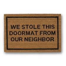 Humorous Doormats R U Lost Coir Funny Doormat Size Small Welcome Mat Doormat