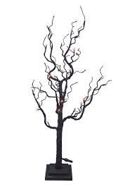 35 twig tree w orange lights walmart
