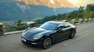 teal porsche 2017 porsche panamera first drive the 4 door super sedan to beat