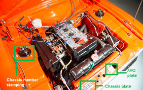 how to identify a 1970 1974 ford escort mk1 rs1600 classicregister