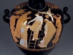 Aphrodite Vase British Museum Hydria