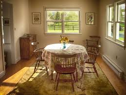 Monticello Dining Room Historic Farmhouse Near Charlottesville Uv Vrbo