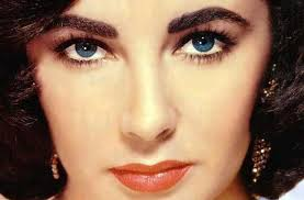 purple eye color elizabeth taylor s violet eyes the truth about her real natural
