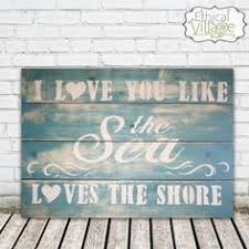 beachy signs i of summers that last forever vintage plank board