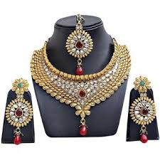 white colour necklace images Buy styylo fashion exclusive golden white green maroon multi jpg