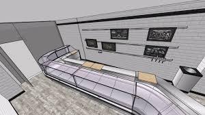 hk interiors ltd butchers shop design visual youtube