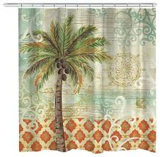 Shower Curtain Amazon Tropical Shower Curtains U2013 Teawing Co
