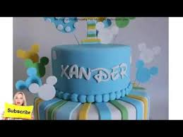 birthday cake designs beautiful cakes youtube