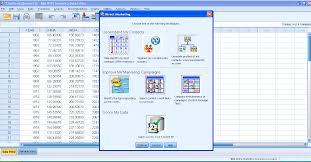 ibm spss statistics synergy business intelligence