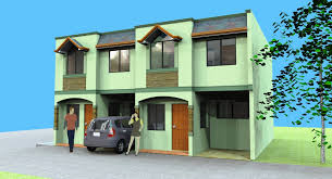 Two Story Bungalow House Plans Modern House Design Square Meters Feet Archicad Artlantis Model