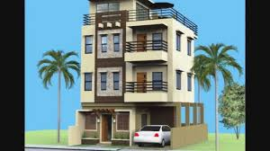 3 floor house plans story house plans roof deck type designs small architecture