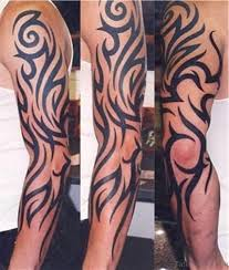 56 maori designs on sleeve