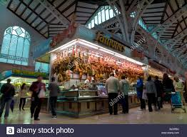 mercado central central market in valencia spain one of the