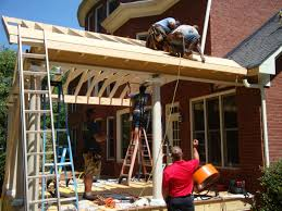 exterior choosing covered porch as the concept of your porch