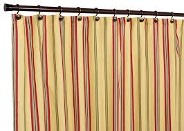 Vertical Striped Shower Curtain Horizontal Striped Shower Curtains Affordable Modern Home Decor