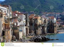 typical mediterranean houses royalty free stock images image