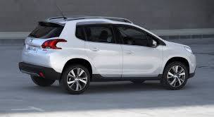 peugeot 2008 brief about model