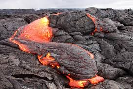 what are lava ls made of what is lava with pictures