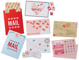 amazon com martha stewart crafts mailbox valentine card kit arts