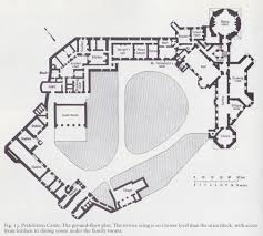 Easton Neston Floor Plan by Stokesay Castle Groundplan Medieval Buildings Pinterest Castles