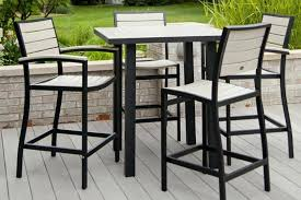 Bar Style Table Sets Small Pub Style Dining Table Set