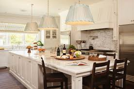 kitchens with large islands large kitchen island with seating