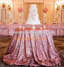 wedding table covers blush sequin table cover for wedding table centers buy