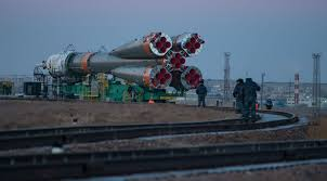 soyuz ms 03 to send trio to iss spaceflight insider