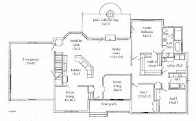 home floor plans with basement house plan fresh one storey house plans with basement one story