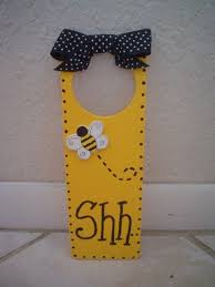 Bumble Bee Nursery Decor Bumble Bee Bulletin Board Ideas Bumble Bee Door Hanger Nursery