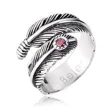 cool mens rings angel s wings cool men s diamond titanium open ring zivpin